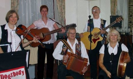 Dogsbody Ceilidh Band 5 Piece Fran
